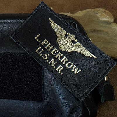"画像2: Pherrow's -LEATHER WIRE POUCH ""L.PHERROW-"