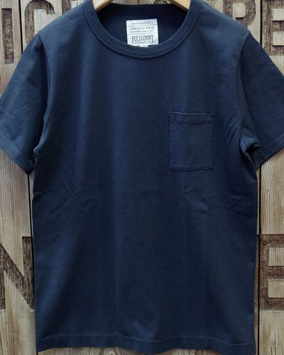 画像2: FULLCOUNT -BASIC POCKET TEE-