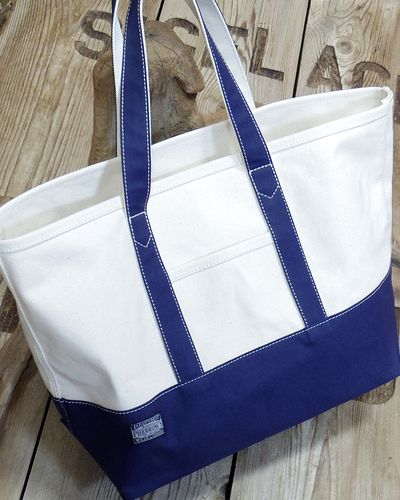 "画像1: Pherrow's ""PTBG2"" LARGE TOTE BAG"