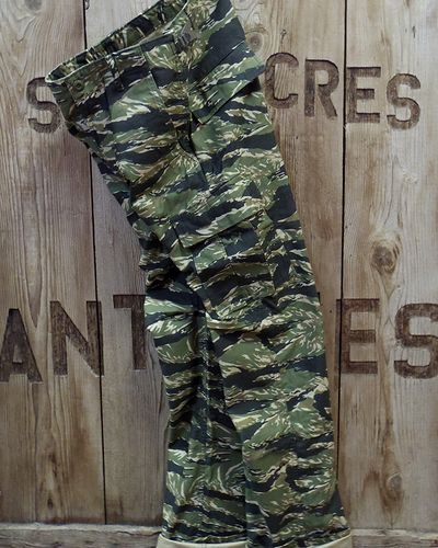 画像1: TOYS McCOY -MILITARY CARGO TROUSERS-
