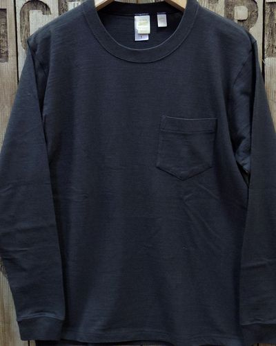 "画像4: BARNS ""Tsuri Ami"" LONG SLEEVE POCKET TEE"