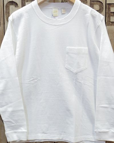 "画像3: BARNS ""Tsuri Ami"" LONG SLEEVE POCKET TEE"