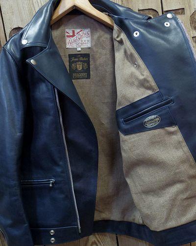 画像4: FULLCOUNT -25th Horse-Hide British Riders Jacket by ADDICT CLOTHES-