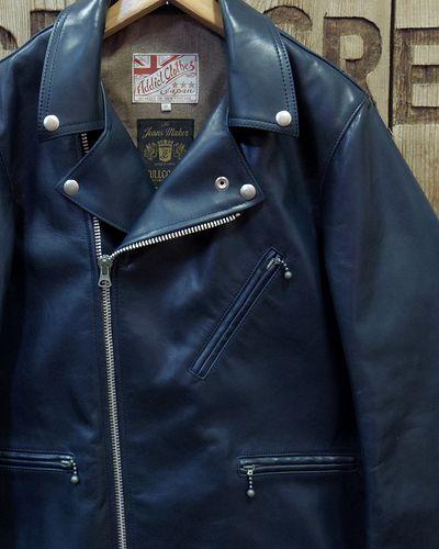 画像1: FULLCOUNT -25th Horse-Hide British Riders Jacket by ADDICT CLOTHES-