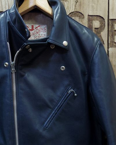 画像3: FULLCOUNT -25th Horse-Hide British Riders Jacket by ADDICT CLOTHES-