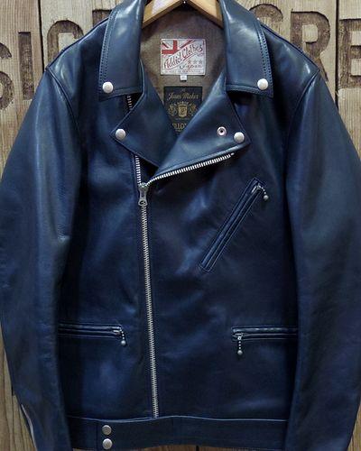 画像2: FULLCOUNT -25th Horse-Hide British Riders Jacket by ADDICT CLOTHES-