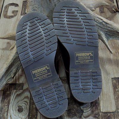 """画像5: Pherrow's """"CAPPED-DERBY"""" Work Shoes"""