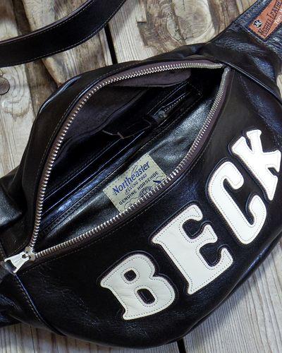 """画像3: TOYS McCOY -DUAL BLADE BAG """"BECK""""-"""