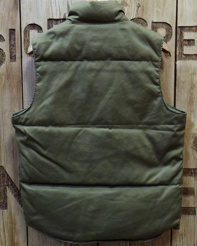 "画像5: William Gibson ""WG-1"" DOWN VEST"
