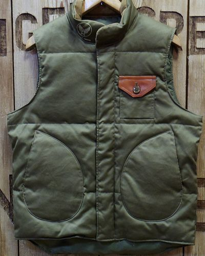 "画像2: William Gibson ""WG-1"" DOWN VEST"
