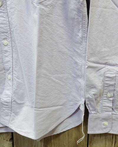 "画像4: Pherrow's ""PBD1"" Oxford BD Shirts"