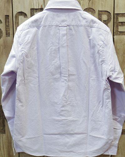 "画像5: Pherrow's ""PBD1"" Oxford BD Shirts"
