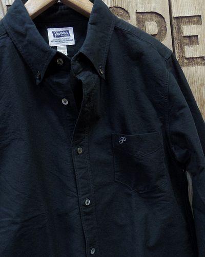 "画像2: Pherrow's ""PBD1"" Oxford BD Shirts"