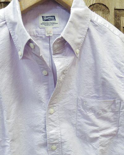 "画像3: Pherrow's ""PBD1"" Oxford BD Shirts"