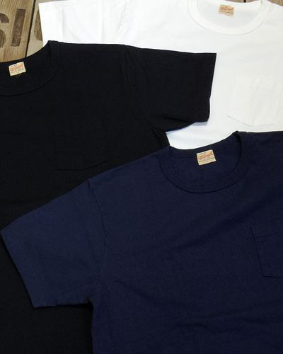 "画像1: TOYO ENTERPRISE Whitesville ""S/S POCKET TEE"""
