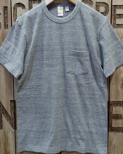 "画像4: BARNS -""Tsuri-Ami"" CREW NECK POCKET T-SHIRT-"