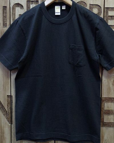 "画像3: BARNS -""Tsuri-Ami"" CREW NECK POCKET T-SHIRT-"