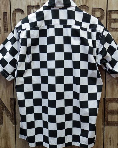 画像5: CUSHMAN -CHECKER FLAG SHIRTS-