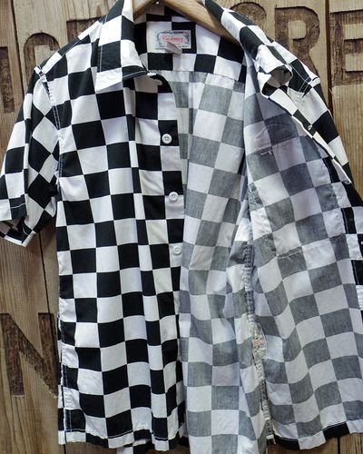 画像4: CUSHMAN -CHECKER FLAG SHIRTS-