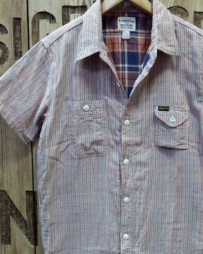 """画像1: Pherrow's """"18S-750WSS-MS"""" W Gaze S/S Work Shirts"""