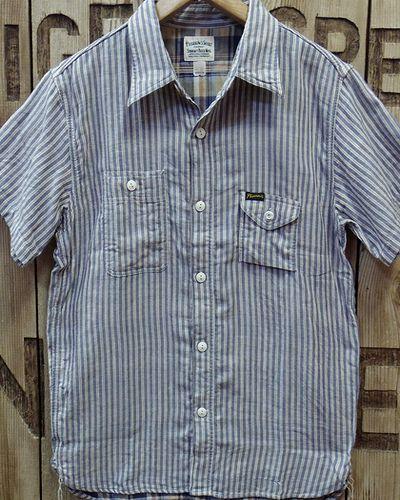 """画像2: Pherrow's """"18S-750WSS-MS"""" W Gaze S/S Work Shirts"""