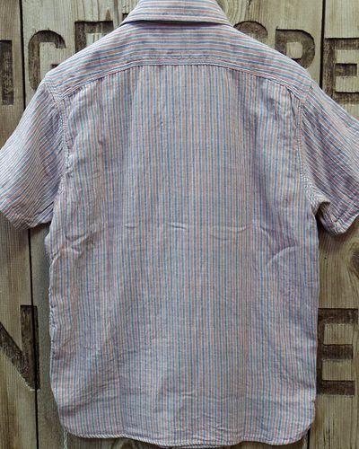 """画像5: Pherrow's """"18S-750WSS-MS"""" W Gaze S/S Work Shirts"""