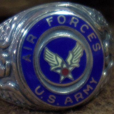 "画像4: TOYS McCOY ""U.S.A.A.F. RING"""
