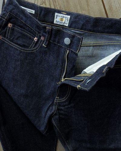 """画像4: Pherrow's """"441S.W."""" Tapered Jeans"""