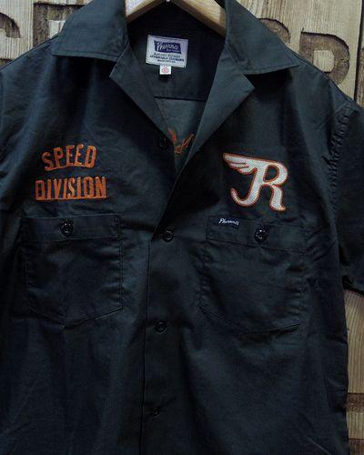 """画像3: Pherrow's """"18S-POES1"""" S/S Work Shirt"""