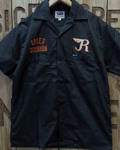"""画像2: Pherrow's """"18S-POES1"""" S/S Work Shirt"""