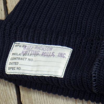 画像5: BUZZ RICKSON'S -WATCH CAP COTTON Ver.-