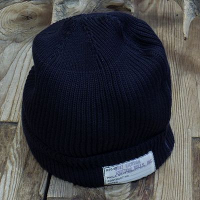 画像2: BUZZ RICKSON'S -WATCH CAP COTTON Ver.-