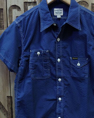"画像1: Pherrow's ""750WSS-W"" S/S Work Shirts"