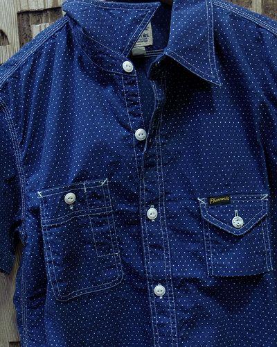 "画像3: Pherrow's ""750WSS-W"" S/S Work Shirts"