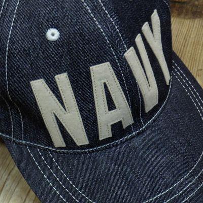 "画像3: TOYS McCOY -COTTON CAP NAVY ""SEABEES""-"