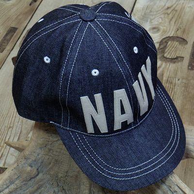 "画像2: TOYS McCOY -COTTON CAP NAVY ""SEABEES""-"