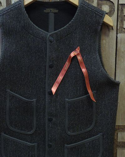 "画像1: BROWN'S BEACH EARLY VEST ""BBJ9-001"""