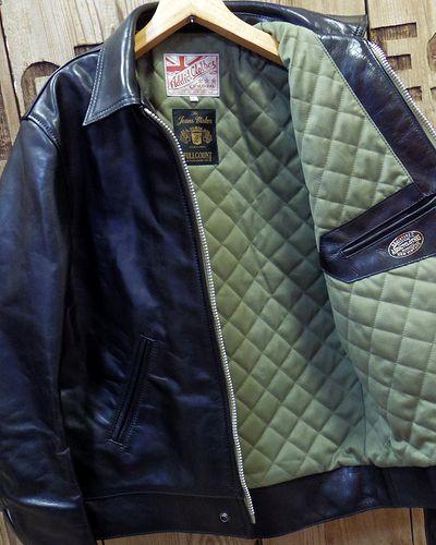 画像4: FULLCOUNT -Horse-Hide British Single Riders Jacket by ADDICT CLOTHES-