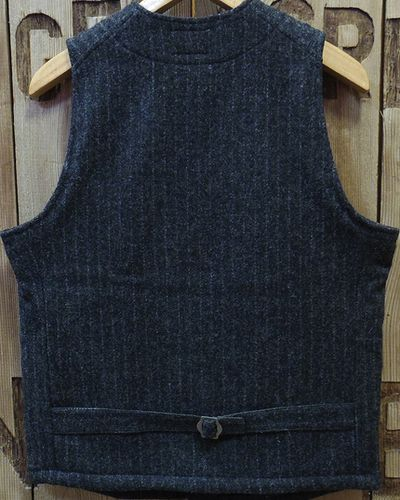 "画像5: Pherrow's ""18W-PWQV1"" Wool Work Vest"