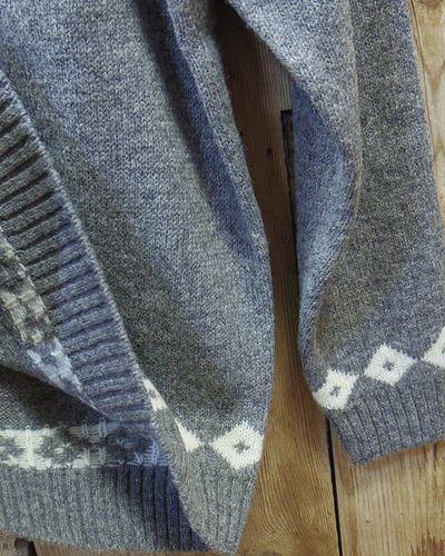 """画像4: Pherrow's """"18W-PSFS1"""" Jacquard Sweater"""
