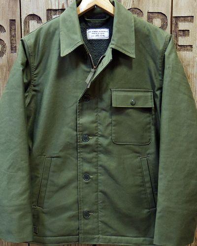 """画像2: Pherrow's """"18W-P.A-2DECK"""" Deck Jacket"""