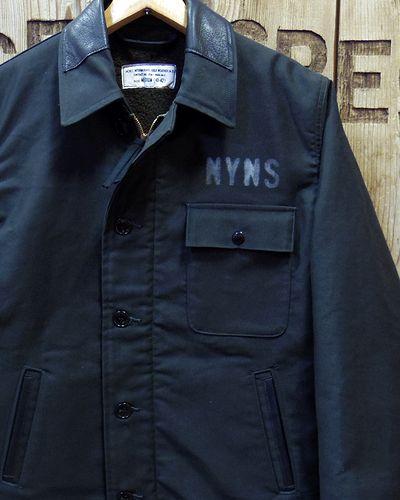"""画像1: Pherrow's """"18W-P.A-2DECK-C"""" Deck Jacket"""