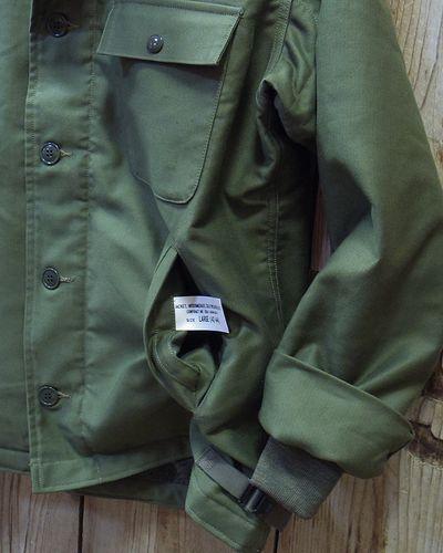 """画像3: Pherrow's """"18W-P.A-2DECK"""" Deck Jacket"""