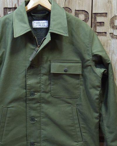"""画像1: Pherrow's """"18W-P.A-2DECK"""" Deck Jacket"""