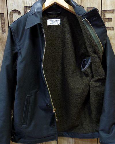 """画像4: Pherrow's """"18W-P.A-2DECK-C"""" Deck Jacket"""