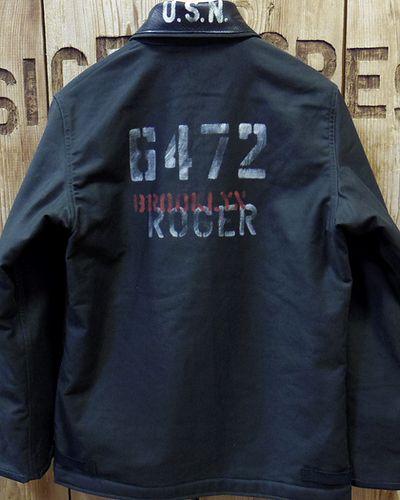 """画像5: Pherrow's """"18W-P.A-2DECK-C"""" Deck Jacket"""