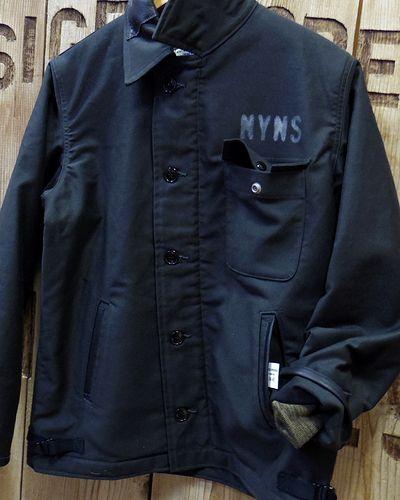 """画像3: Pherrow's """"18W-P.A-2DECK-C"""" Deck Jacket"""