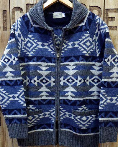 "画像4: Pherrow's ""18W-PRCS1"" Cowichan Sweater"