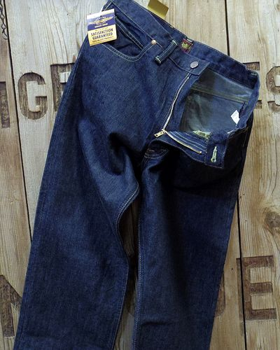 画像4: TOYS McCOY -OVERALLS for RIDERS DENIM LOT 001Z-