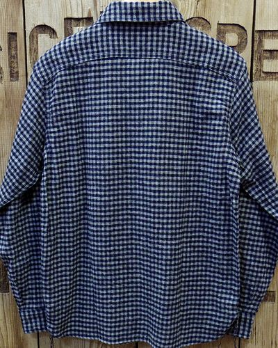 """画像5: Pherrow's """"18W-722WS-C"""" Flannel Shirt"""